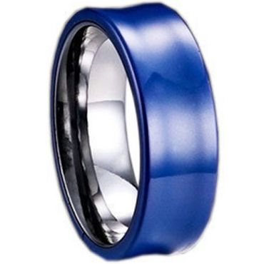 COI Tungsten Carbide Ring - TG1565(Size:US12.5)