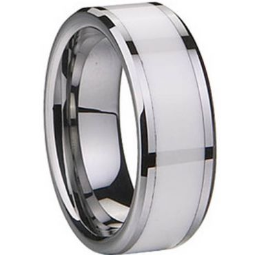 COI Tungsten Carbide Ring - TG1836(Size:US6/11.5/15.5)